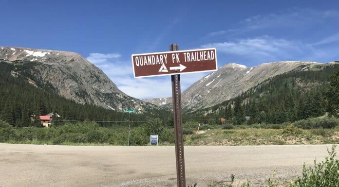 Quandary Peak hike