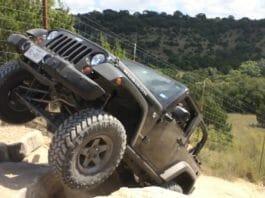 Hidden Falls Adventure Park Jeep