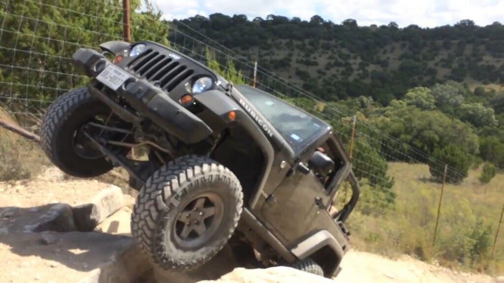 Hidden Falls Adventure Park Jeep