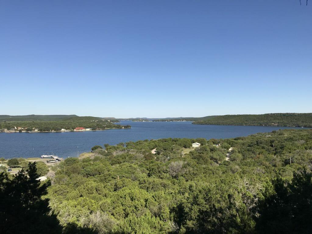 possum kingdom lake