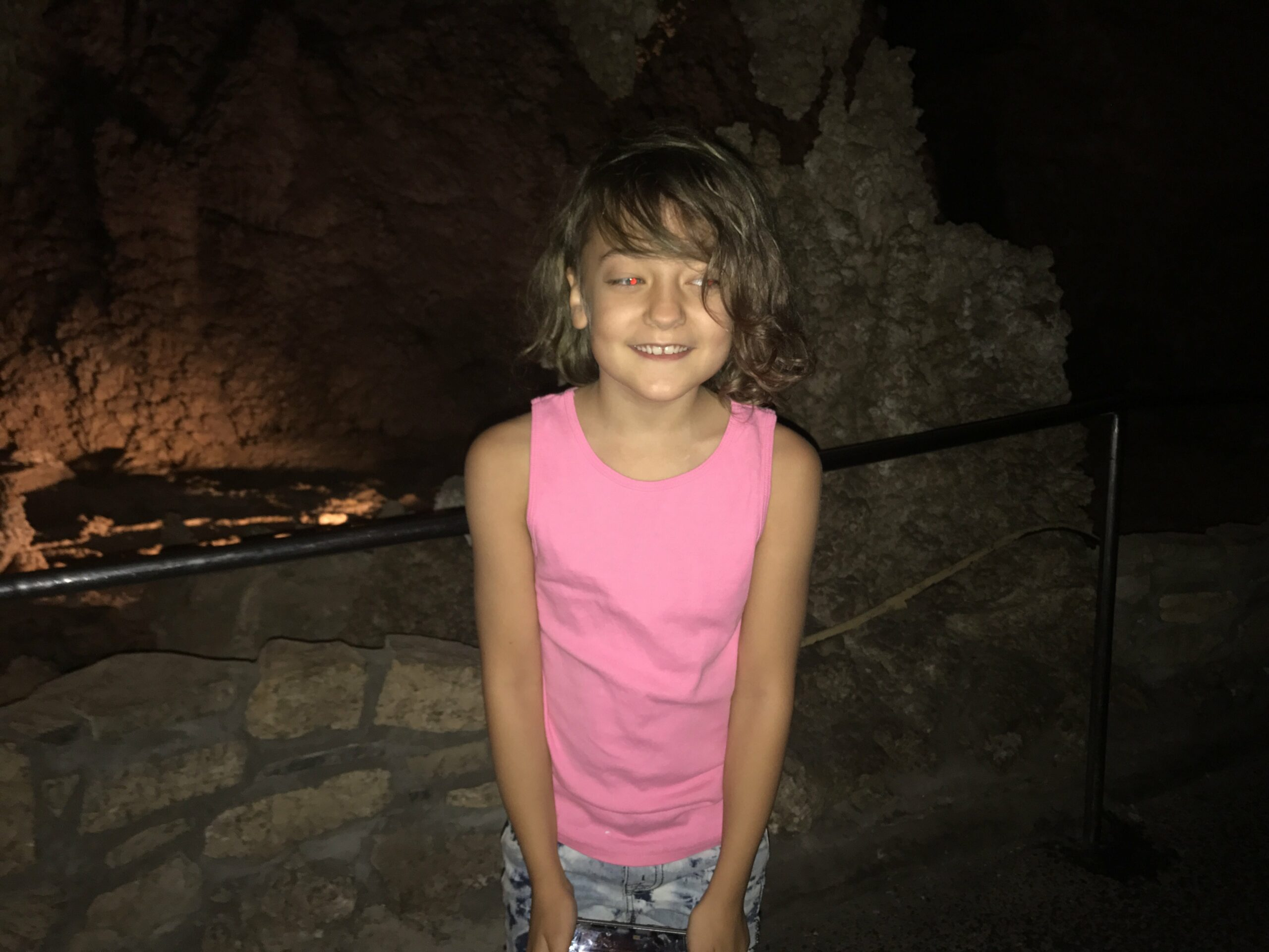 carlsbad caverns kids