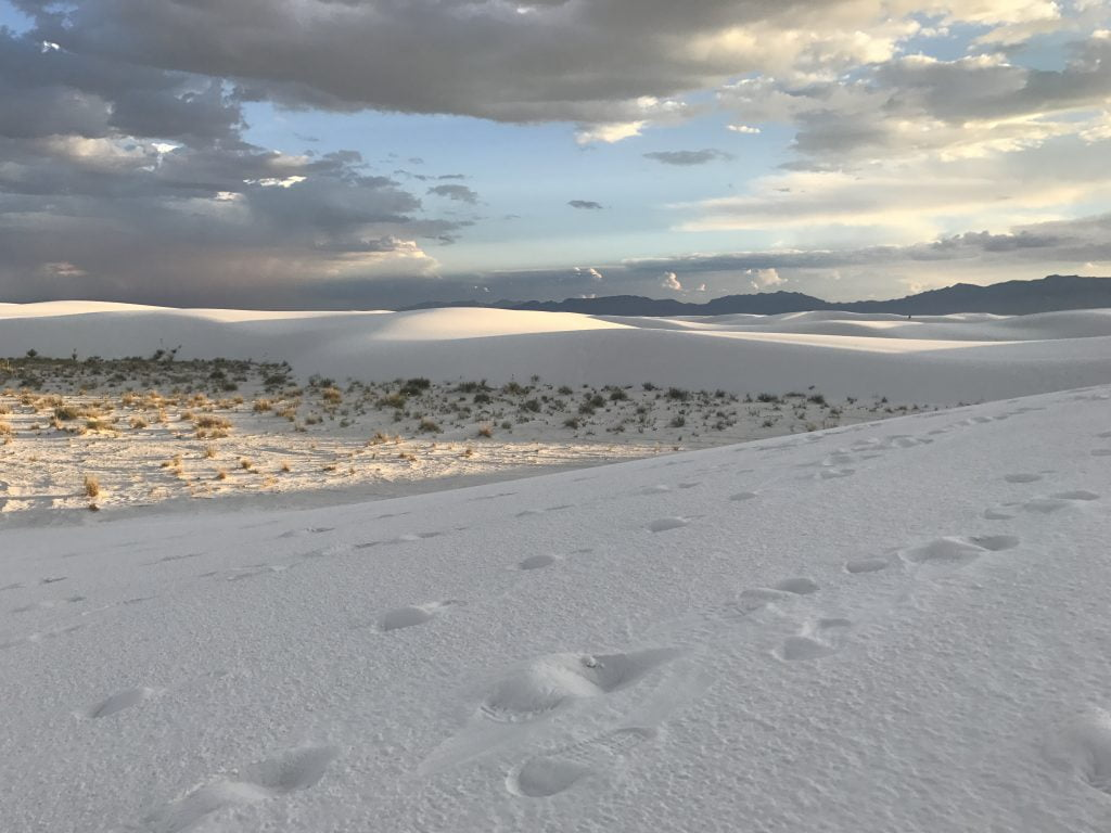 White Sands National Monument Family Vacation