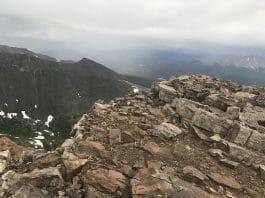 hiking a 14er