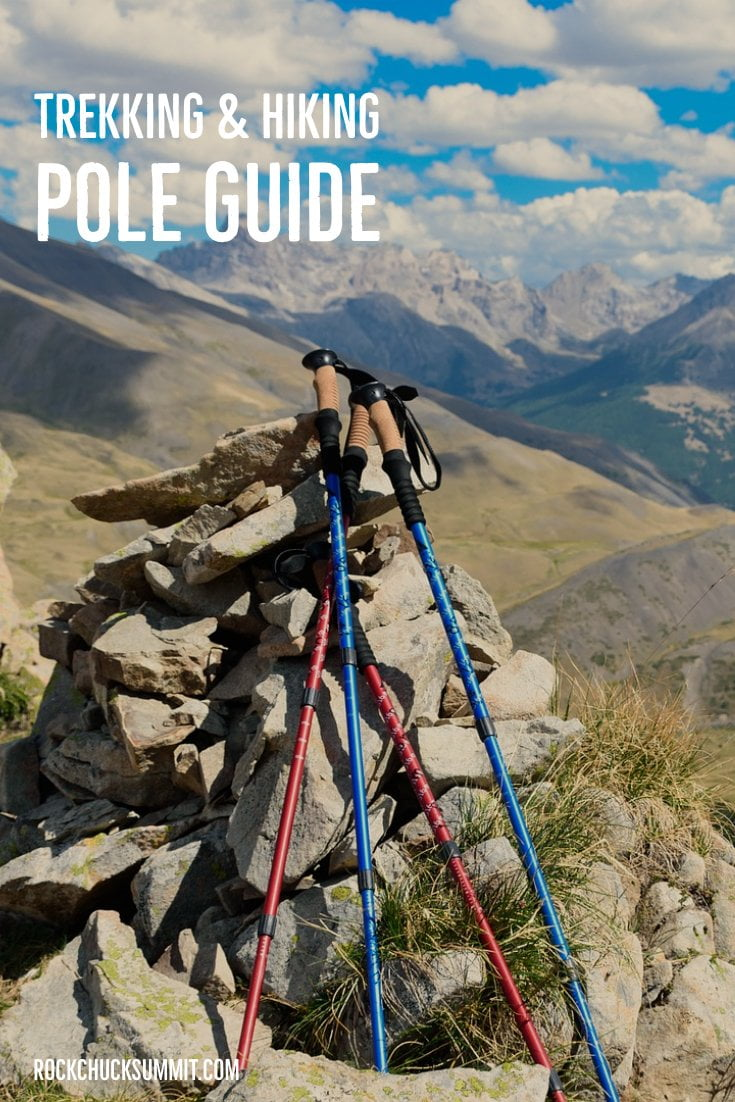 Trekking Pole Guide