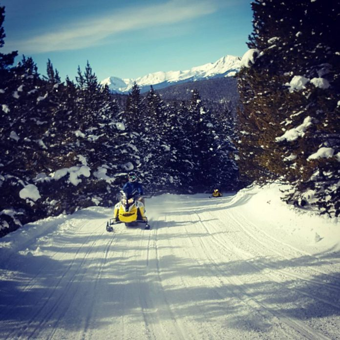 Snowmobile Colorado