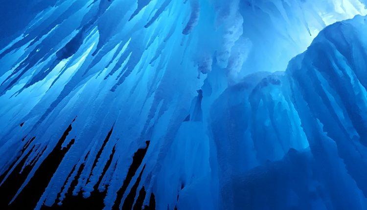 Minnesota Ice Castles Cauldron