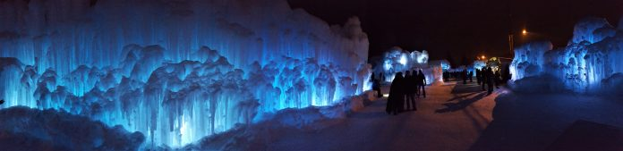 Minnesota Ice Castles