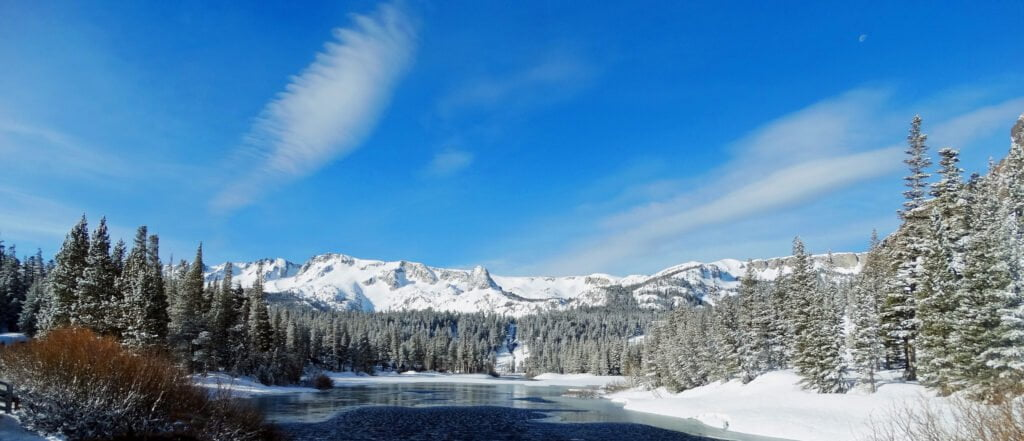 Mammoth Lakes Winter