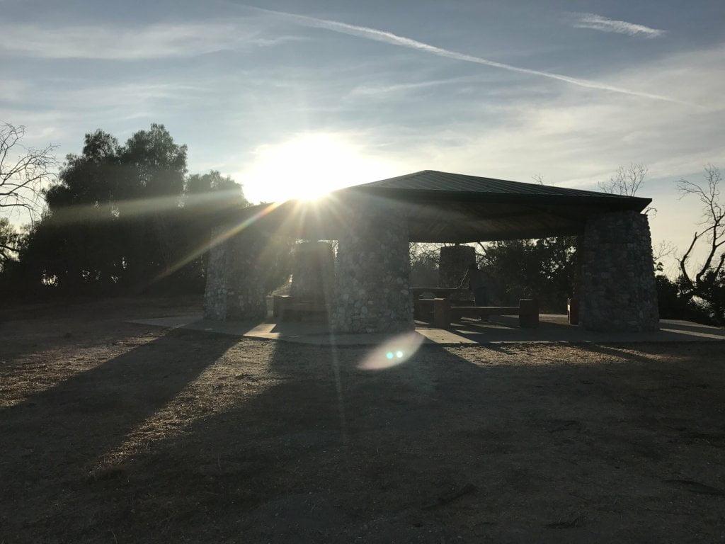 ernest e debs regional park picnic area