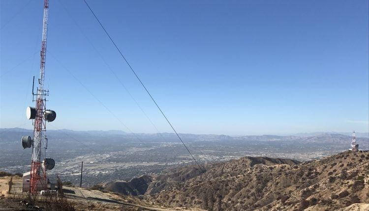 Wildwood Canyon tower