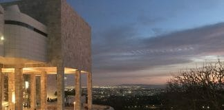 Getty Center Museum Hack