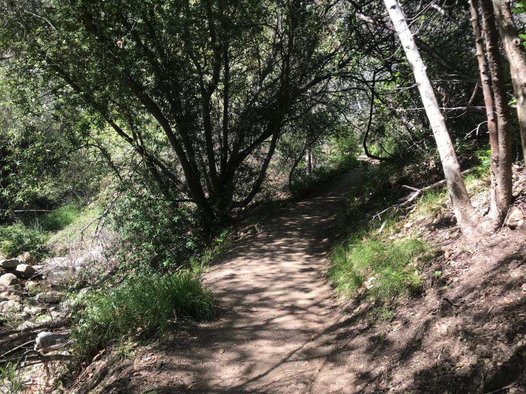 Escondido Falls Santa Monica Mountains