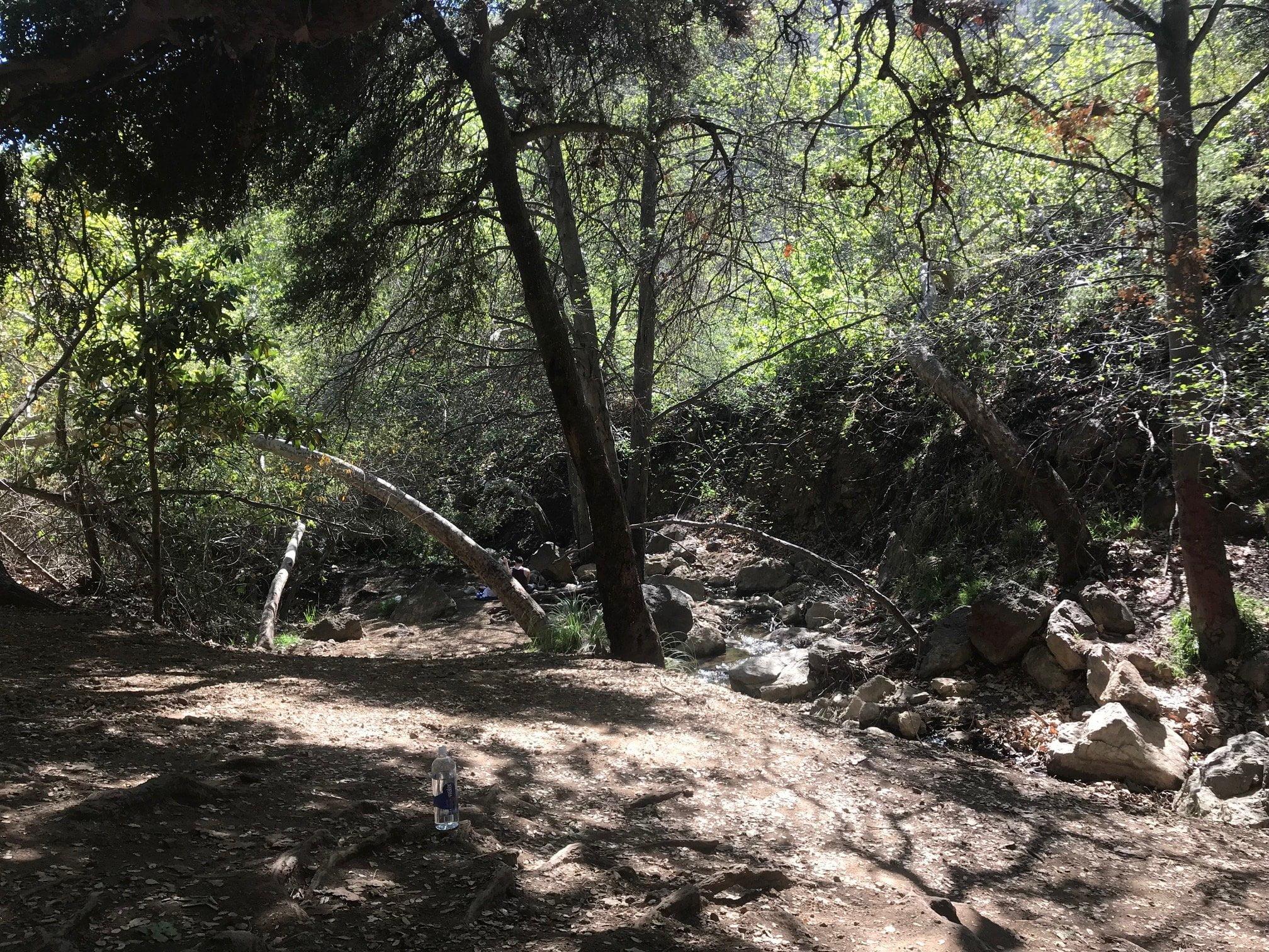 Escondido Falls creek