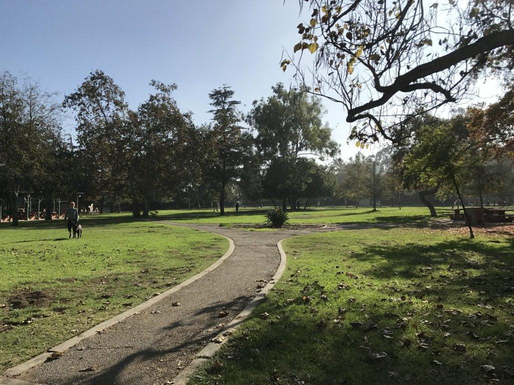 Ernest e. debs regional park