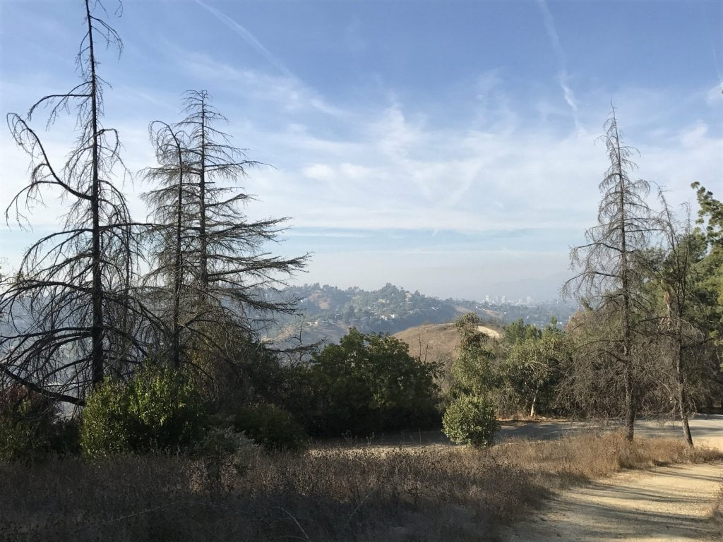 ernest e debs regional park scenic view