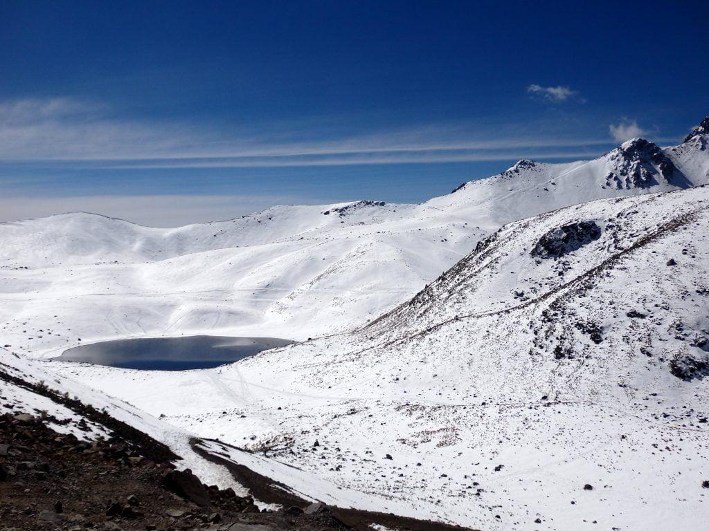 Nevado de Toluca hike