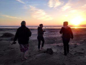 California's central coast morro bay
