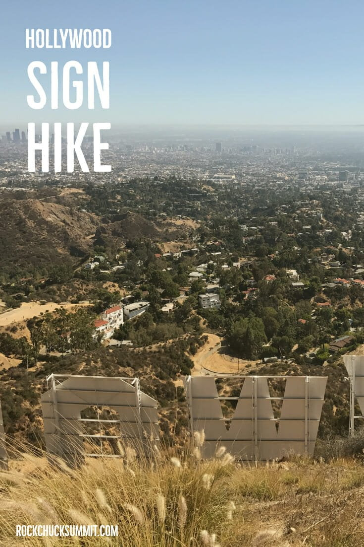 Hike to the Hollywood Sign