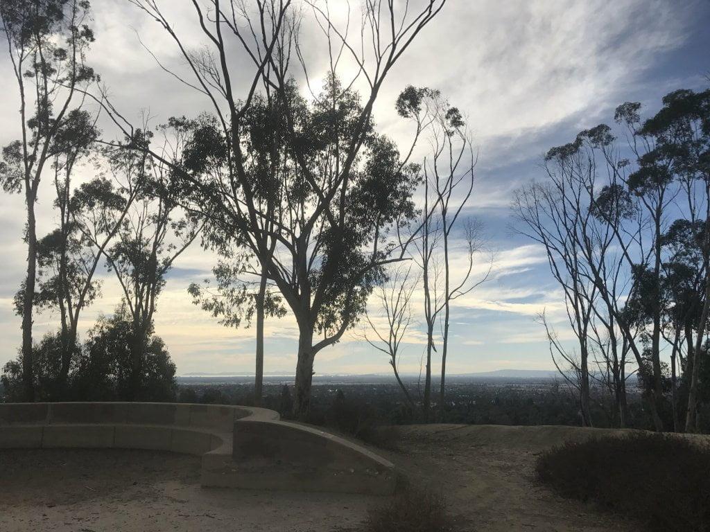 Arroyo San Miguel Trail Rest Area