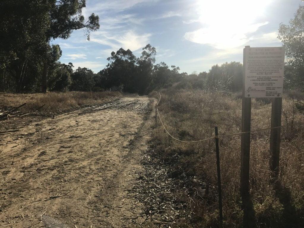 deer loop trail habitat restoration