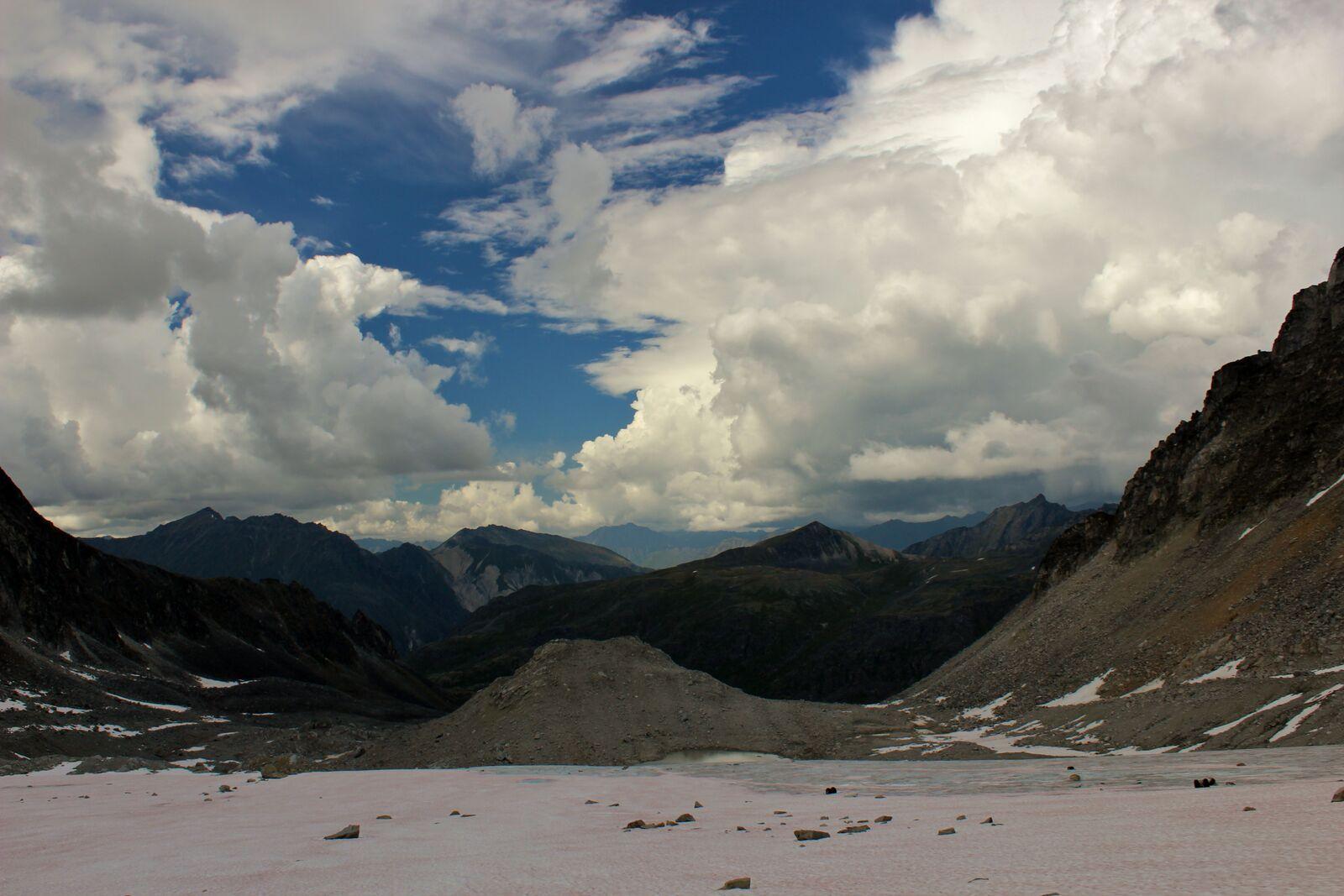 Talkeetna Mountains alaska bomber glacier hike