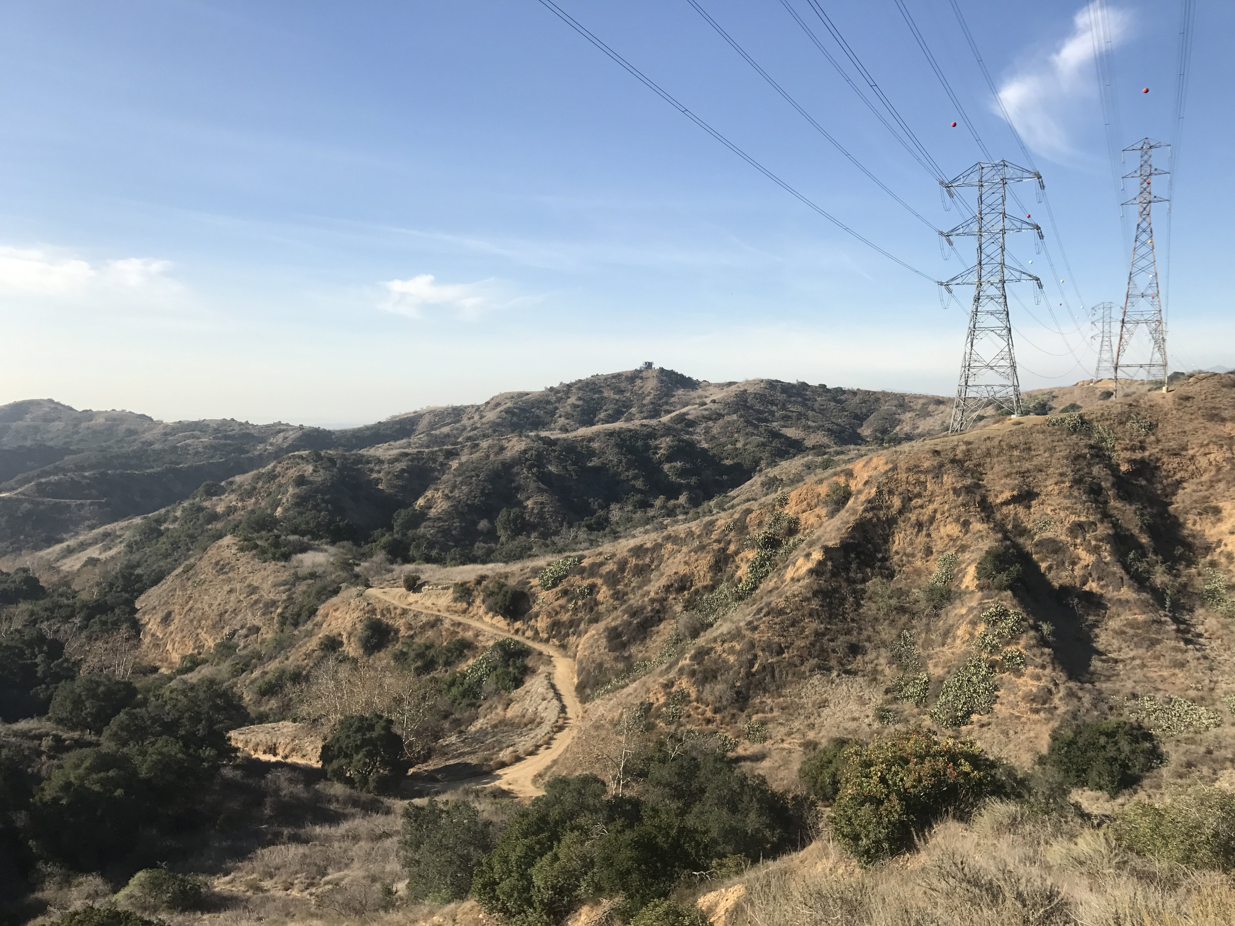 Turnbull Canyon Hiking Trails