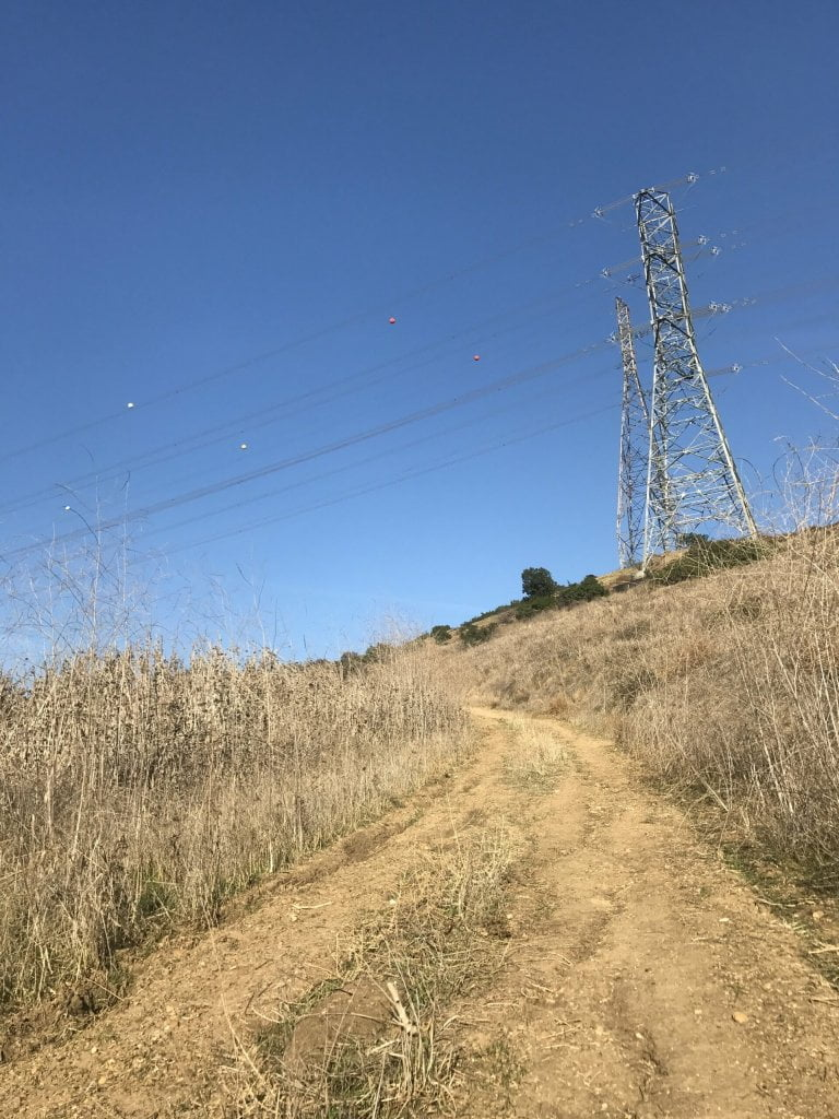 Turnbull Canyon hike