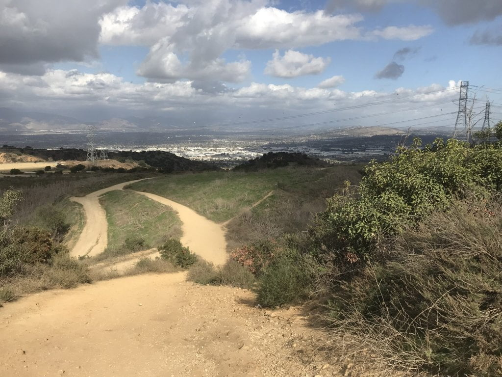 Turnbull Canyon Trails