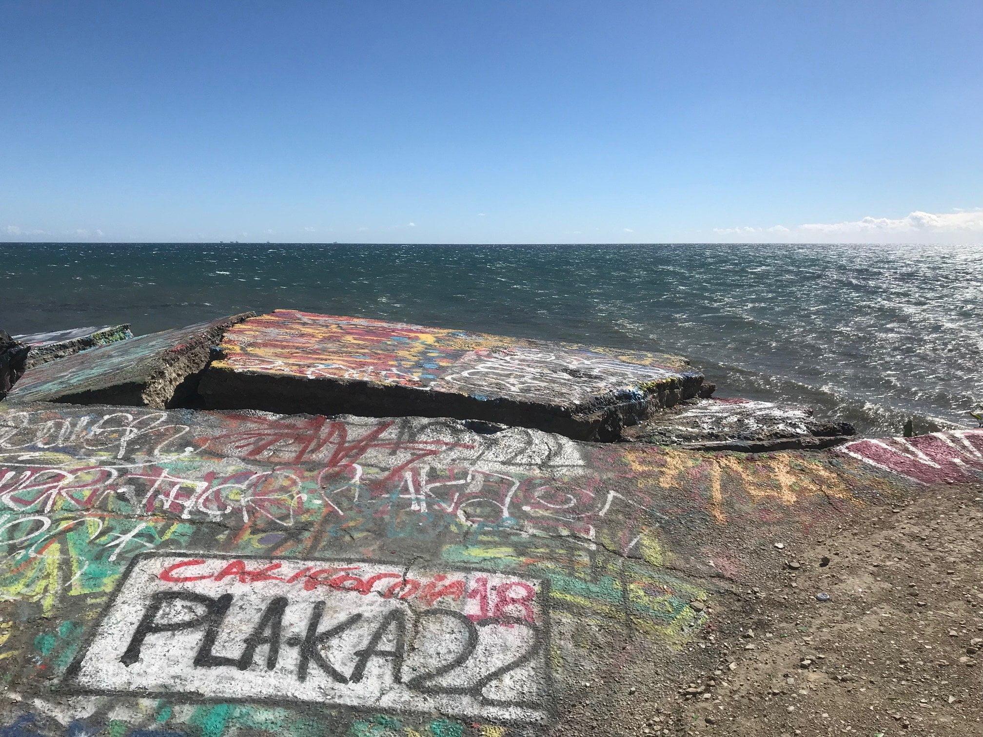 san pedro graffiti