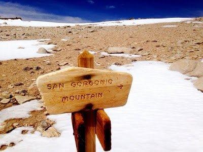 San Gorgonio Mountain Summit
