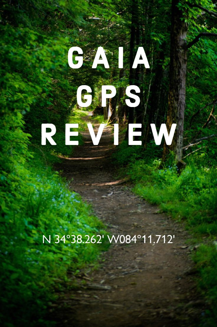 Gaia GPS app review