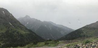Ophir Pass Colorado Jeep Trails