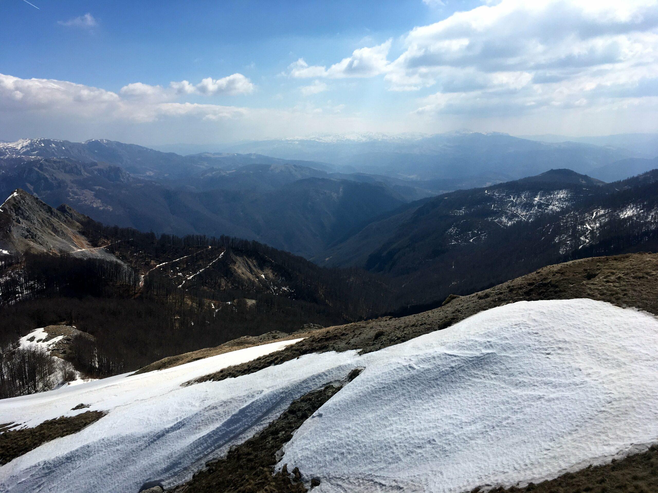 View from Crveni Kuk