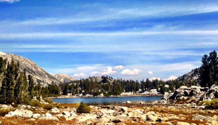 Hiking in the Eastern Sierras