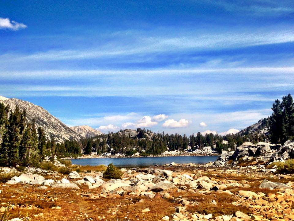 Hiking in the Eastern Sierras