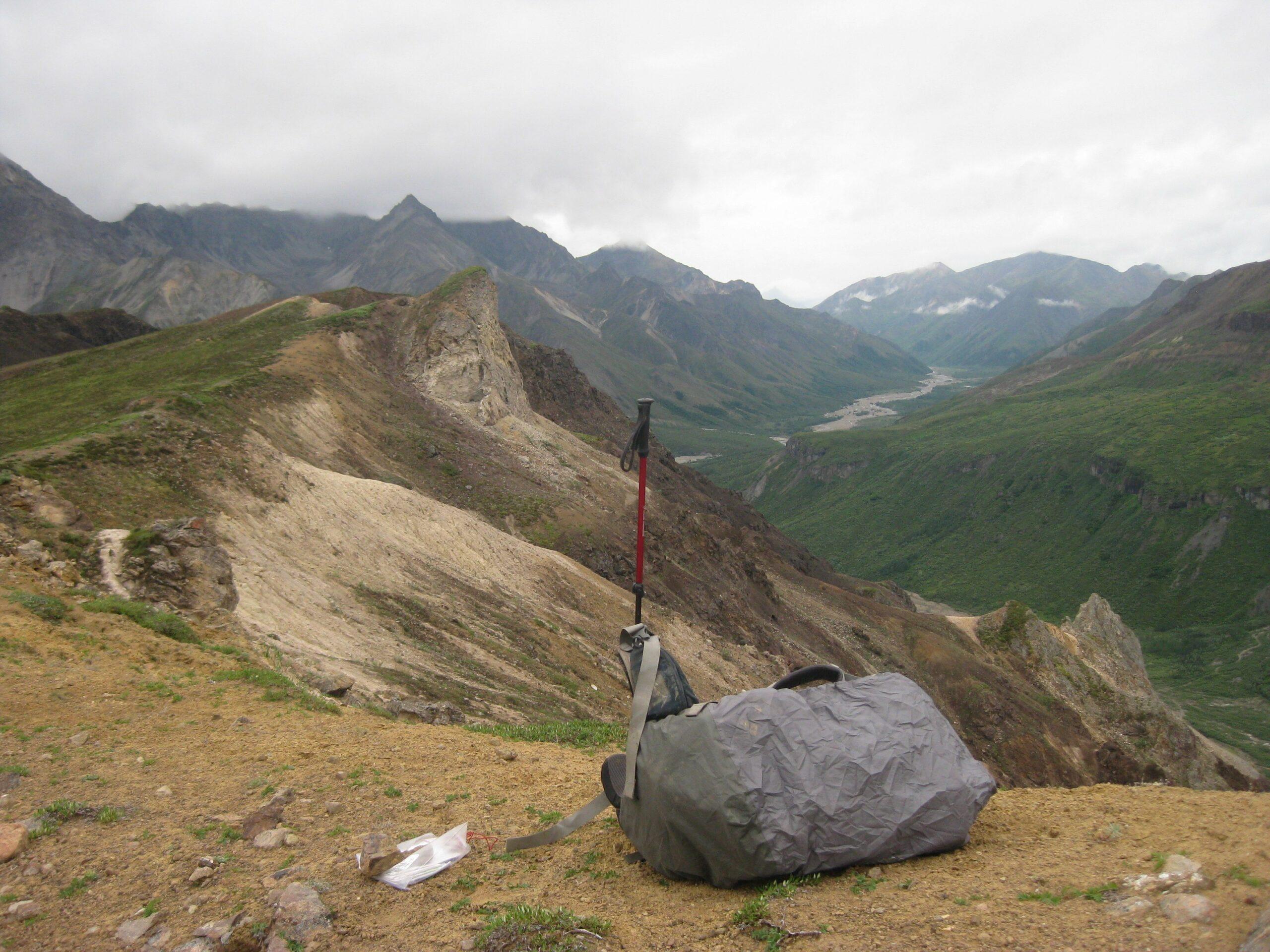 Chitna Pass hike