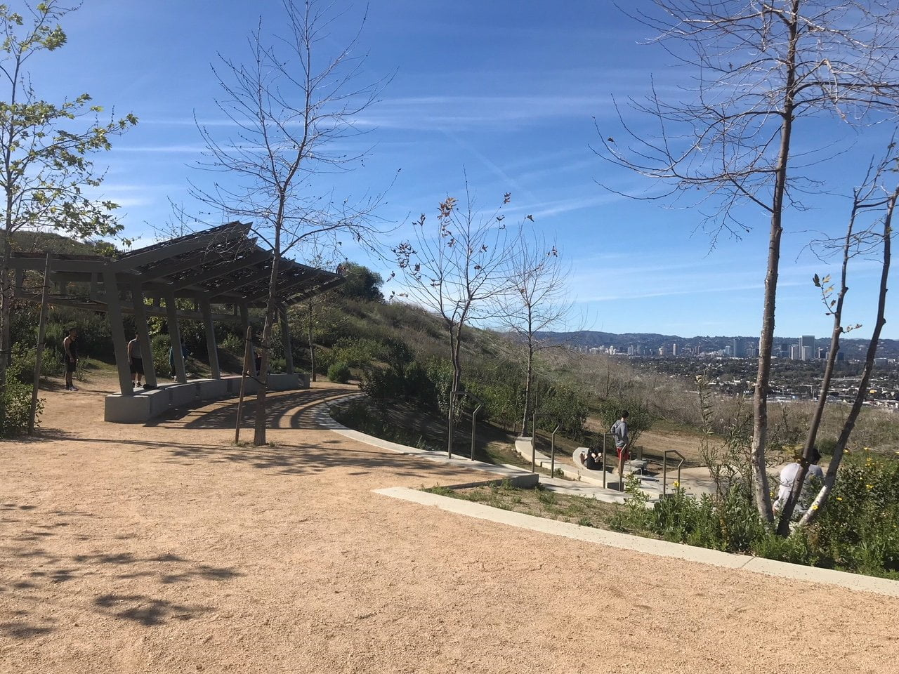 Culver city stairs