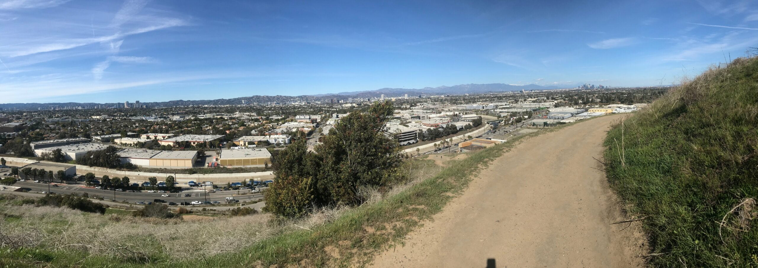 Culver City Stairs trail