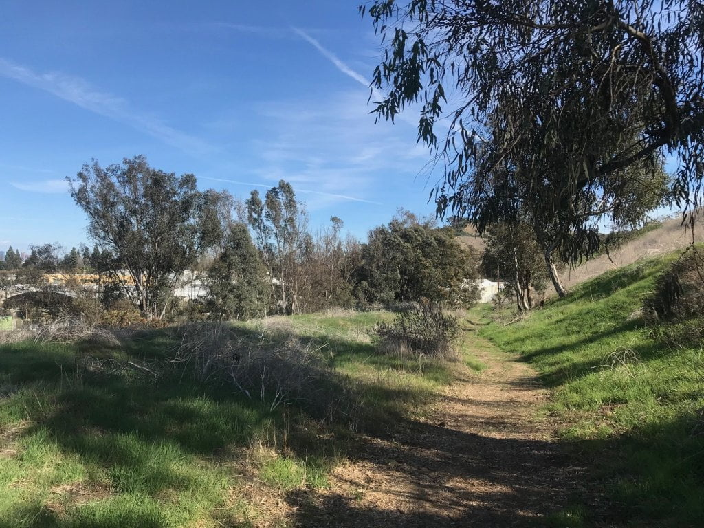 baldwin hills scenic overlook trail