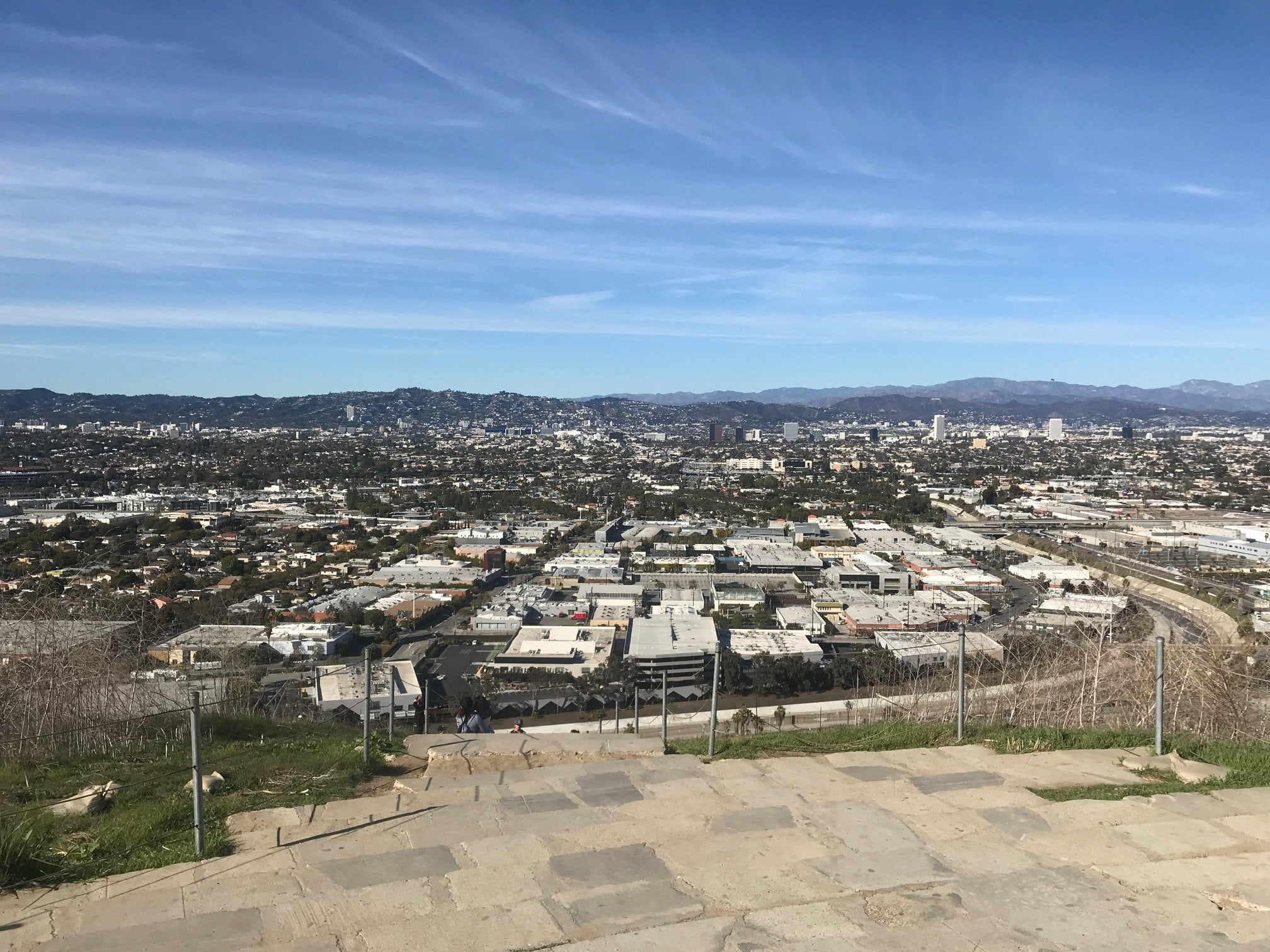 Baldwin Hills Overlook