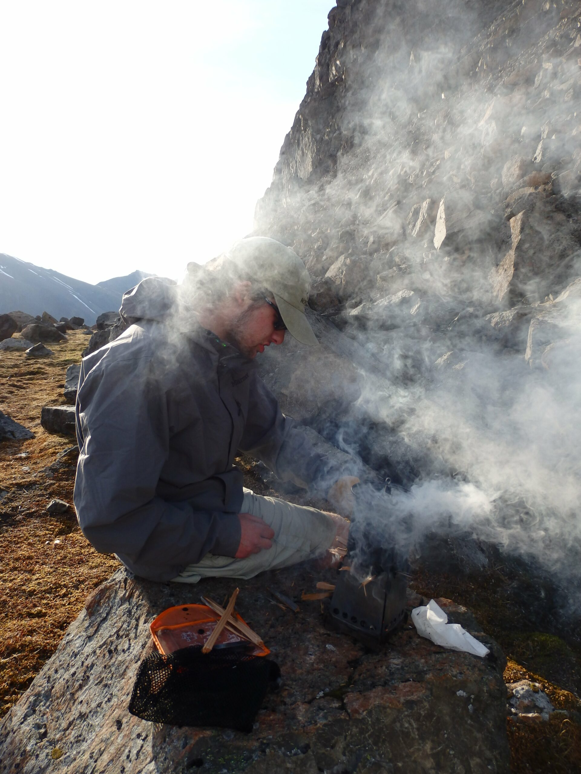 Wilderness Cooking