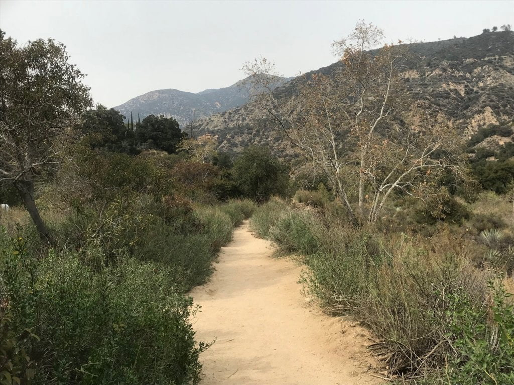 eaton canyon trail
