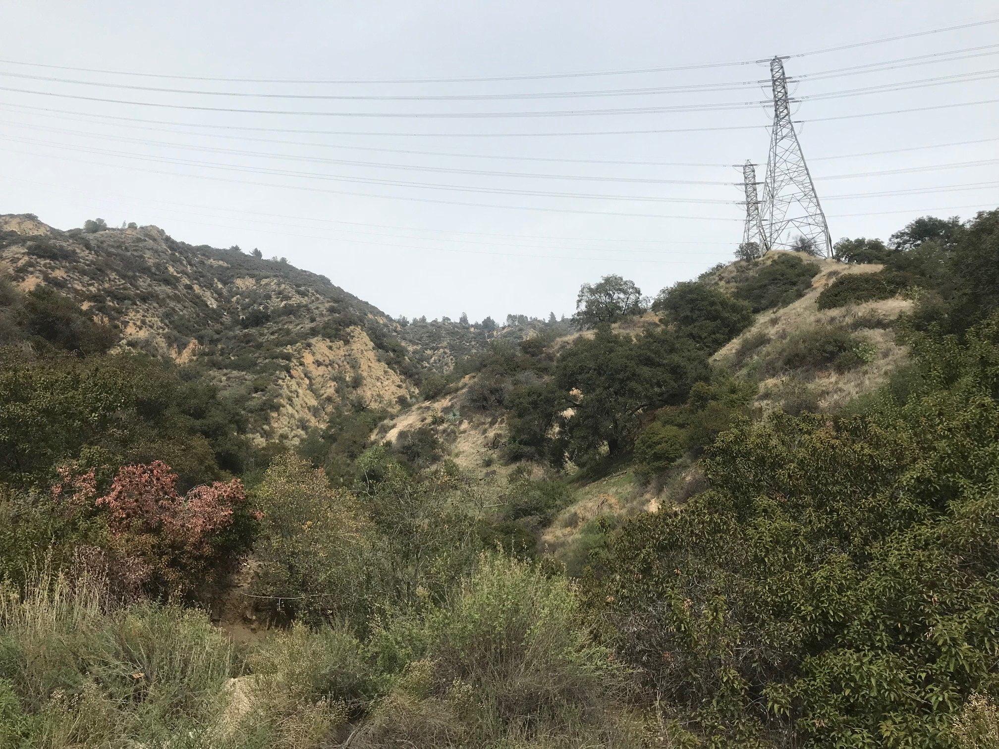 eaton canyon pasadena california