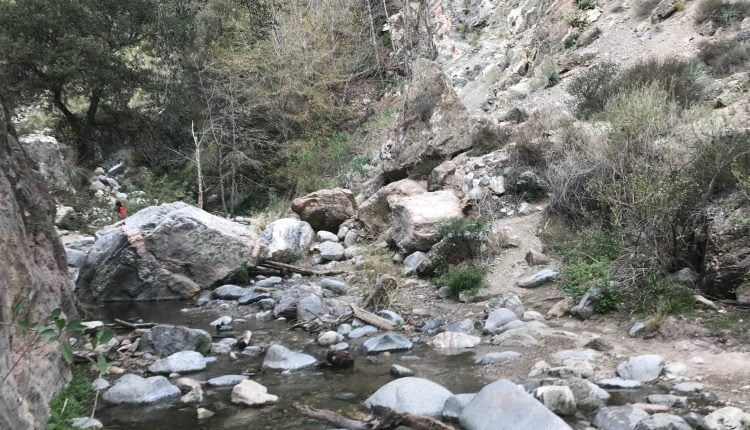 eaton canyon stream