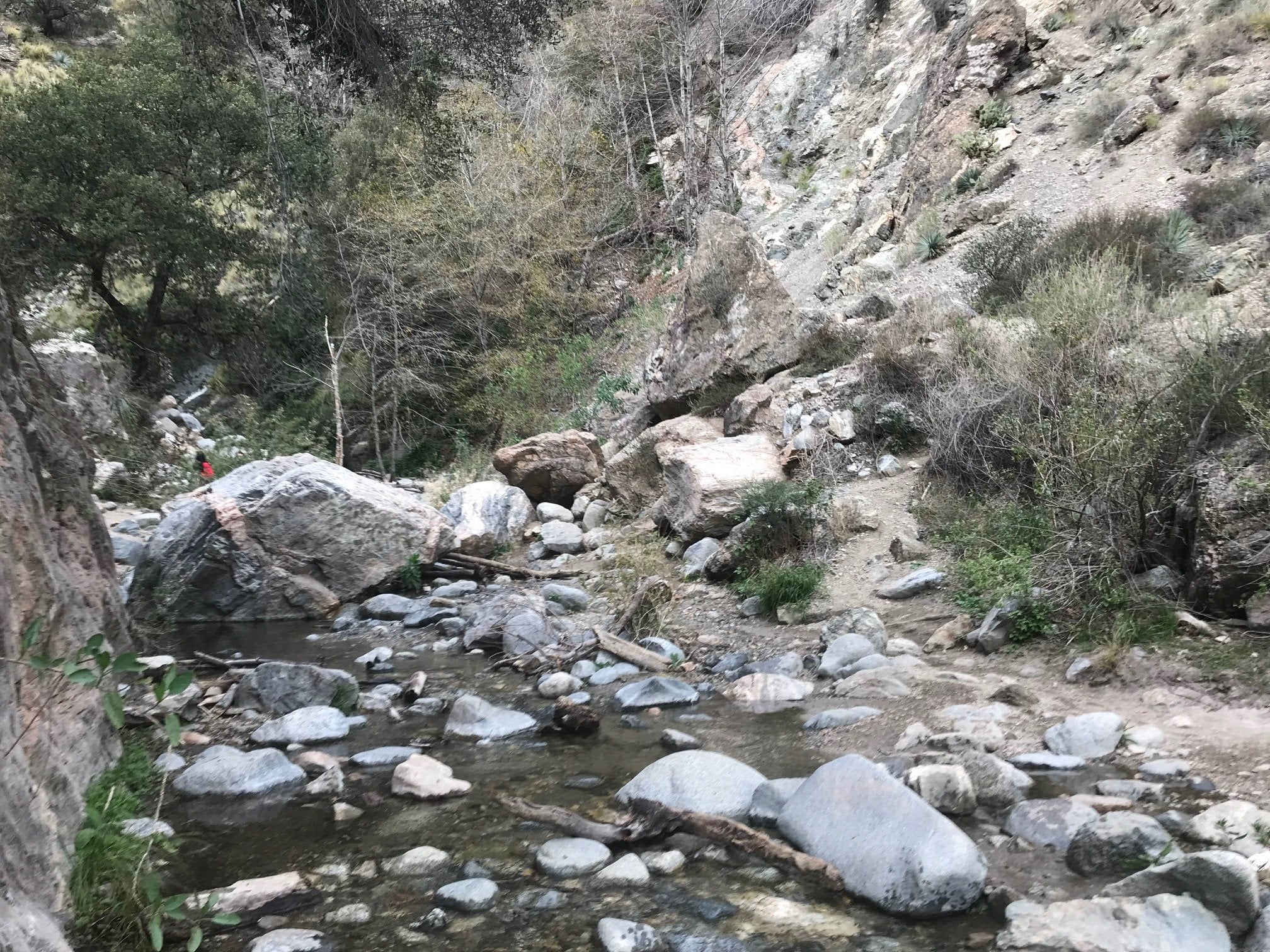 eaton canyon stream
