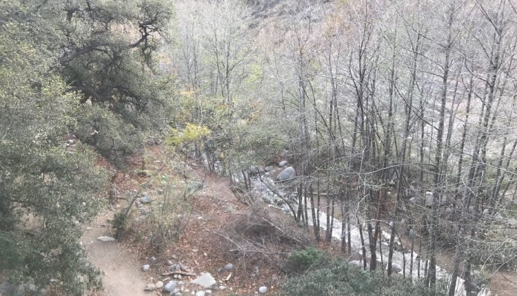 eaton canyon trail