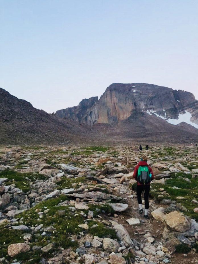 nutrition for hiking a 14er