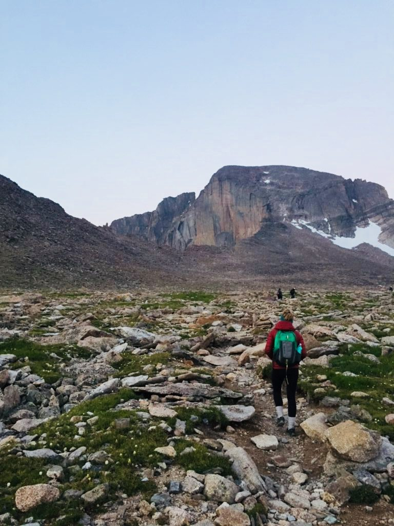 nutrition for hiking a 14er