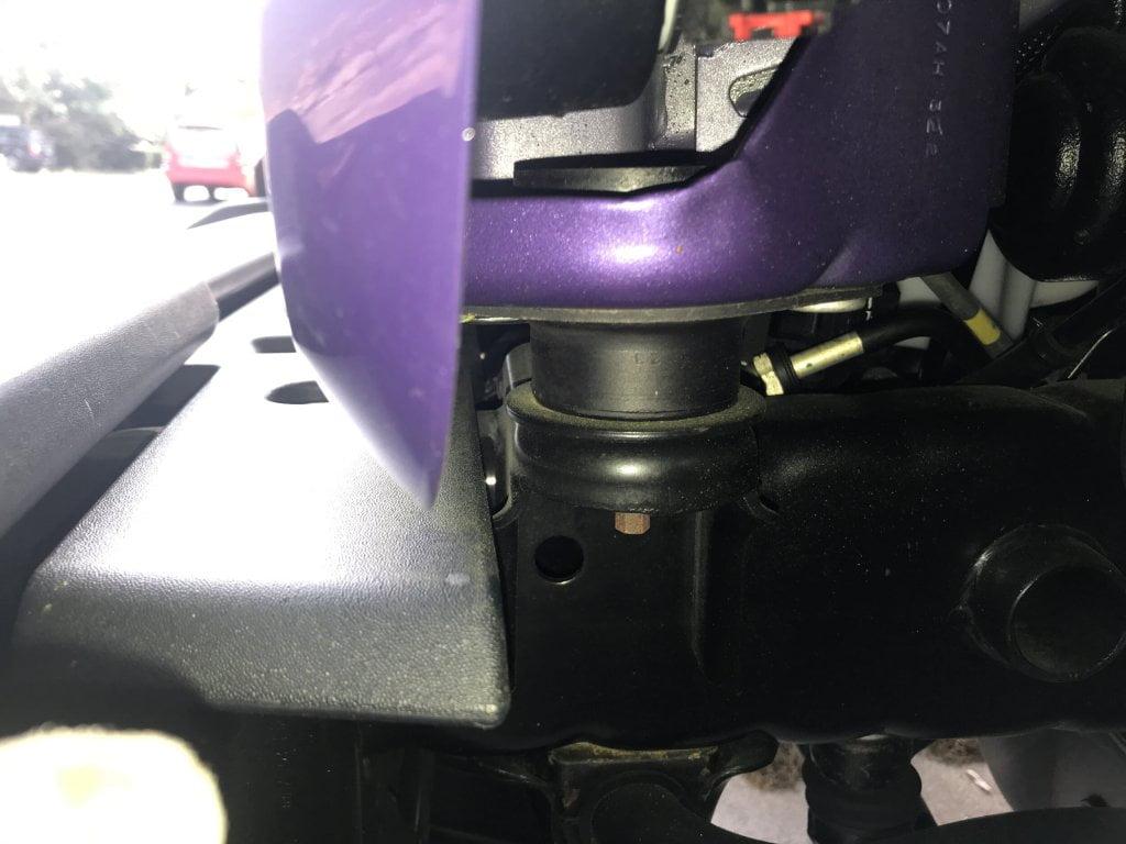 Jeep Wrangler Teraflex Body Puck