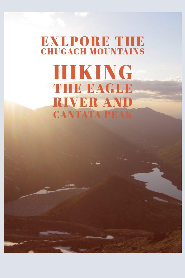 Explore the Chugach Mountains